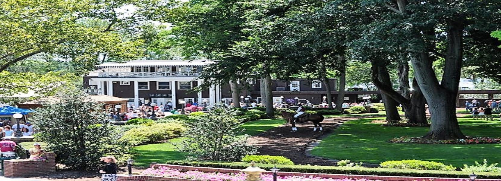 Grove at Delaware Park
